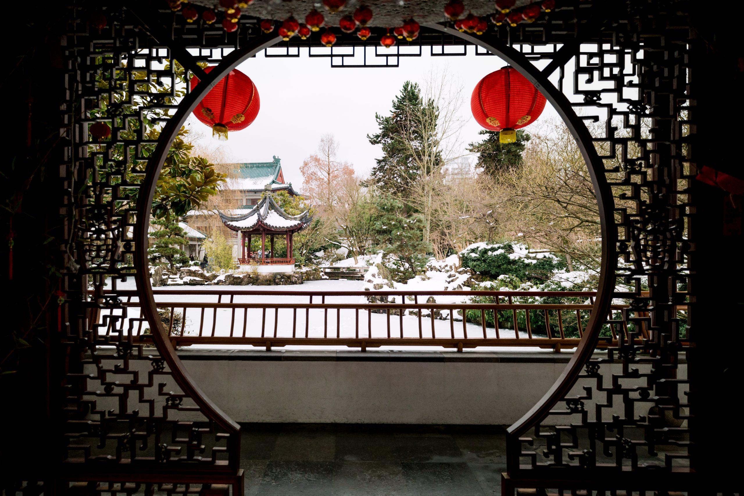 Dr Sun Yat Sen Garden in Vancouver